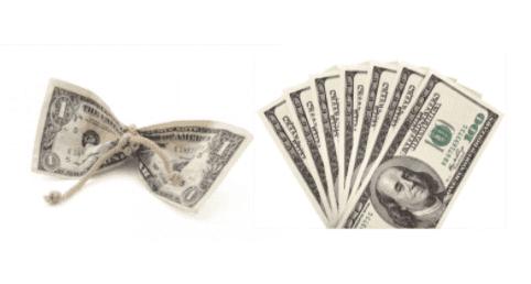 суммы транзакций проводимые через аккаунт