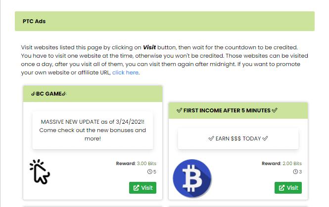 примеры ссылок для просмотра на Grab.tc