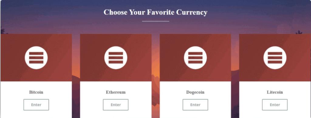 криптовалюты доступные для сбора